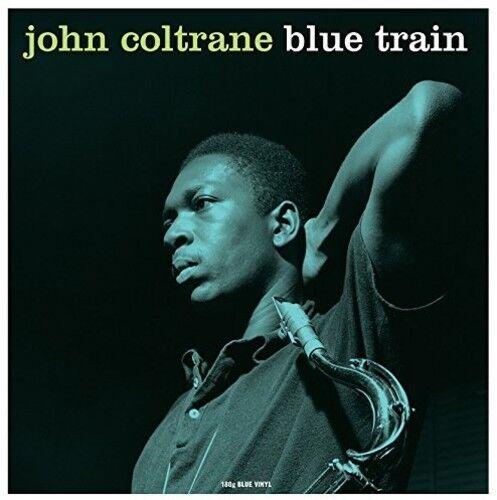 John Coltrane - Blue Train (Blue Vinyl) [New Vinyl] Blue, Colored Vinyl, 180 Gra