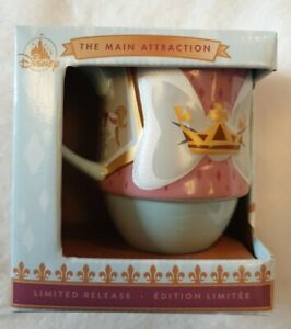Disney Store Minnie Mouse The Main Attraction Mug July King Arthur Carousel Mug
