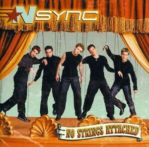 No Strings Attached by *NSYNC (CD, 2000)