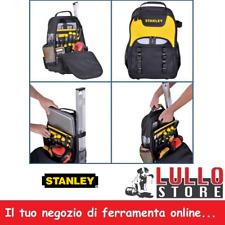 Zaino Porta Utensili Borsa Porta Notebook Documenti 35x16x44 STANLEY STST1-72335