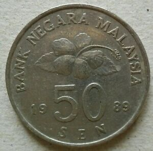 Second-Series-50-sen-coin-1989