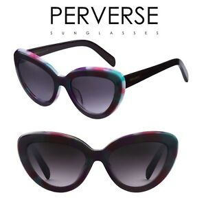 Brand-New-PERVERSE-Brand-Women-039-s-Sunglasses-Style-Ultra-Galactica-Free-Shipping