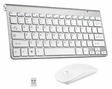 MINI WIRELESS 2.4GHZ Mouse AND Keyboard COMBO APPLE iMAC MACBOOK PRO AIR PK HS
