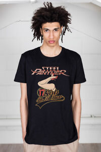 Official-Steel-Panther-17-Ragazze-T-Shirt-Unisex-Balls-Out-Death-To-All-But