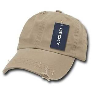 Details about Khaki Vintage Distressed Retro Polo Low Profile Baseball Cap  Golf Hat Hats Caps e89d582bee5