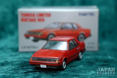 [TOMICA LIMITED VINTAGE NEO LV-N73c 1/64] TOYOTA CELICA 1800 GT-T (Red)