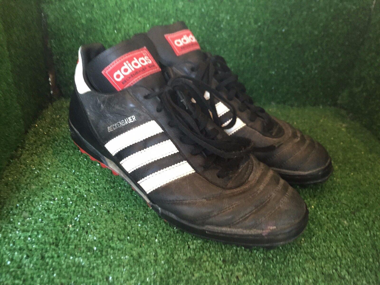 Vintage Beckenbauer Adidas pulso II Interior césped Beckham Projoator Mania 10,5 10