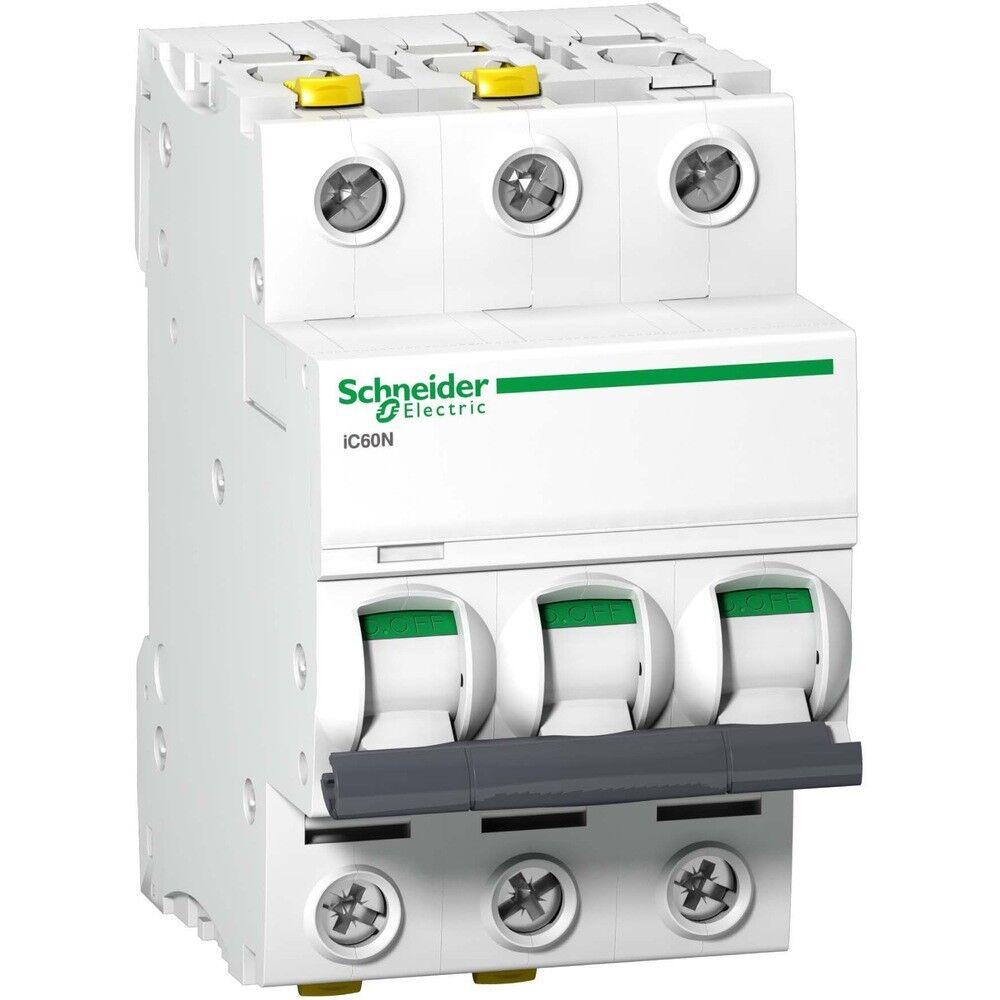 Schneider Electric A9F04332 LS-Schalter 3-polig 32A C IC60N | Moderne und stilvolle Mode