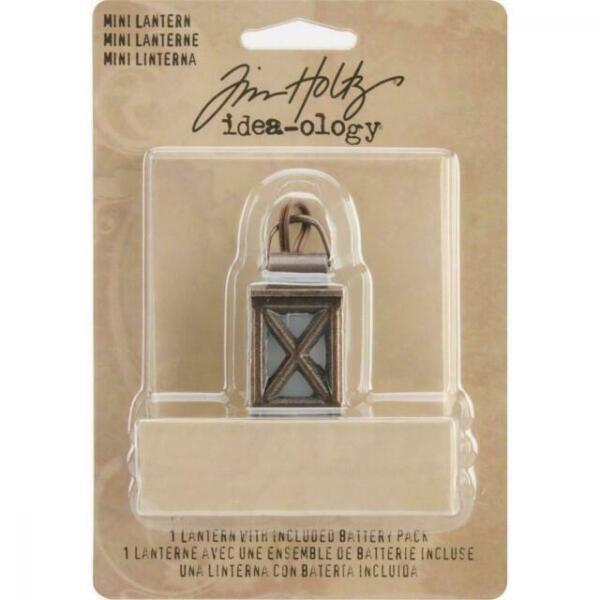 Tim Holtz Idea-Ology Mini Metal Safety Pins 48pcs 3 Colours TH93790