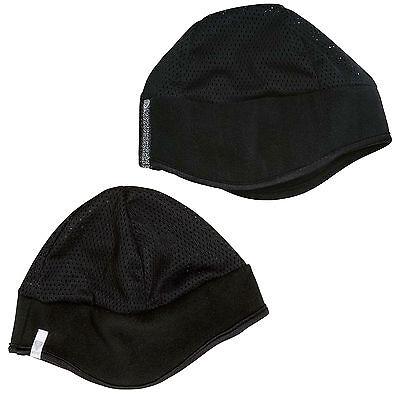 Thermal Fleece Helm Liner Skull Caps Mütze mit Ohrenschutz Winddicht