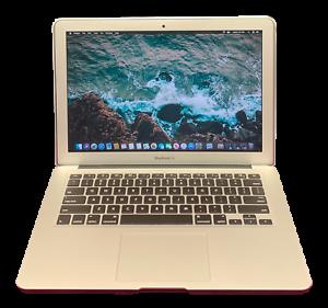 APPLE MACBOOK AIR 13 INCH LAPTOP / TURBO BOOST / WARRANTY / 128GB SSD / OS2017