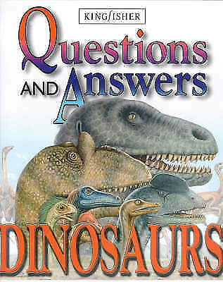 """""""AS NEW"""" Dinosaurs (Questions & Answers), Madgwick, Wendy, Book"""