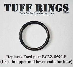 Ford O-ring seal Replaces BC3Z-8590-F, GUARANTEED FIT!