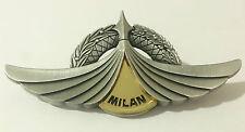 Brevet militaire TIREUR MILAN Missile Anti-Char - Armée de Terre & Légion