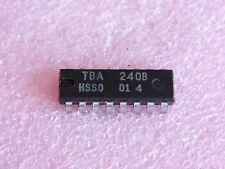 ic TBA 240 B - ci TBA240B - DIP16 pla012)
