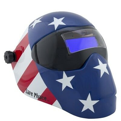 New Save Phace EFP-I Series Welding Helmet Patriot 180 4//9-13 ADF Lens