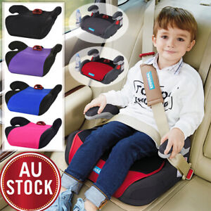 Car-Booster-Seat-Chair-Cushion-Pad-For-Toddler-Children-Kids-3-12-Years-Sturdy