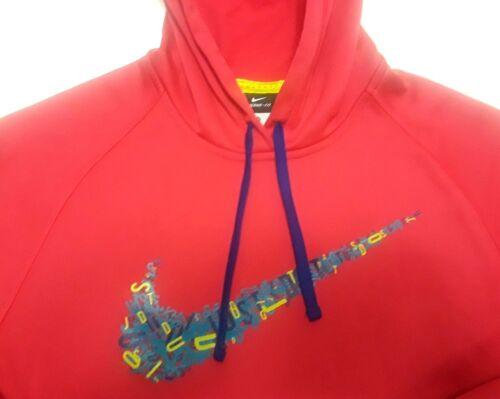 Just It Womens Do Sweatshirt Nike Graphic Medium Therma Swoosh Fit Hooded Pink xC8nxwYBq7