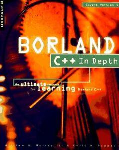 Borland-C-in-Depth-Paperback-April-1-1996-William-H-Murray-Chris-H-Pappas