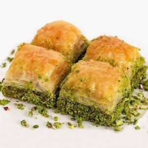 Baklava Turc, baklava avec pistaches Daily Fresh Pâtisserie