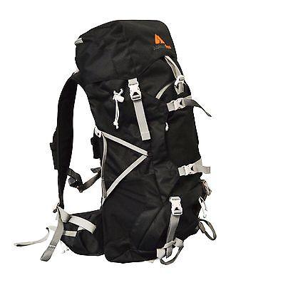 Guerrilla Packs Watchman 35L Internal Frame Hiking Travel Adventure Backpack