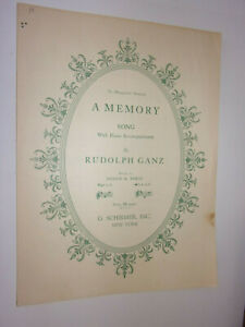 A-Memory-Song-1919-by-Rudolph-Ganz-Minnie-Breid-Low-voice-in-D