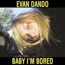 Baby I'm Bored by Evan Dando (CD, Apr-2003, Bar/None/Breath of Salt Water)