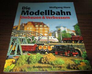 Wolfgang-Horn-Die-Model-Railway-Rebuild-And-Improve-gt-Top-Au
