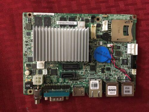 """IEI WAFER-OT-Z650-R10-IN 3.5/"""" Embedded Single Board Computer w// Intel Atom Z650"""