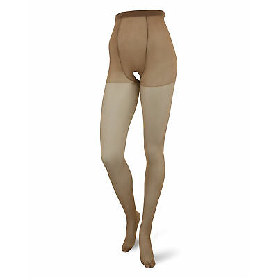 Womens Naturally Close 2 Pack Black 100 Denier Airflow Tights Simply Be