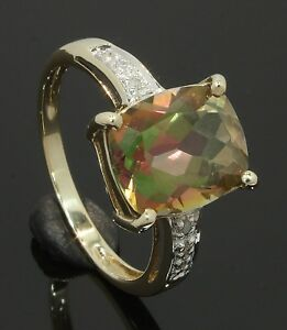 9-Carat-Yellow-Gold-Mystic-Topaz-Ring-Size-P-80-17-704