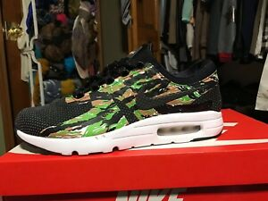 934d9b6c71a Nike Air Max Zero Jp Id Atmos Tiger Camo Day Japan Only QS 400 Pair ...