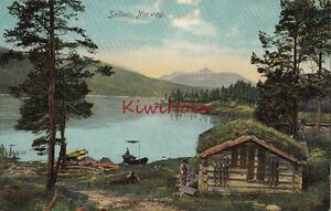 Postcard-Sollien-Norway