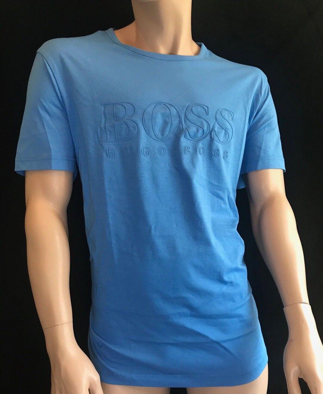 BNWT HUGO BOSS BOSS BOSS Gents Teebo 3D Logo T - Shirt Größe XXL daa363
