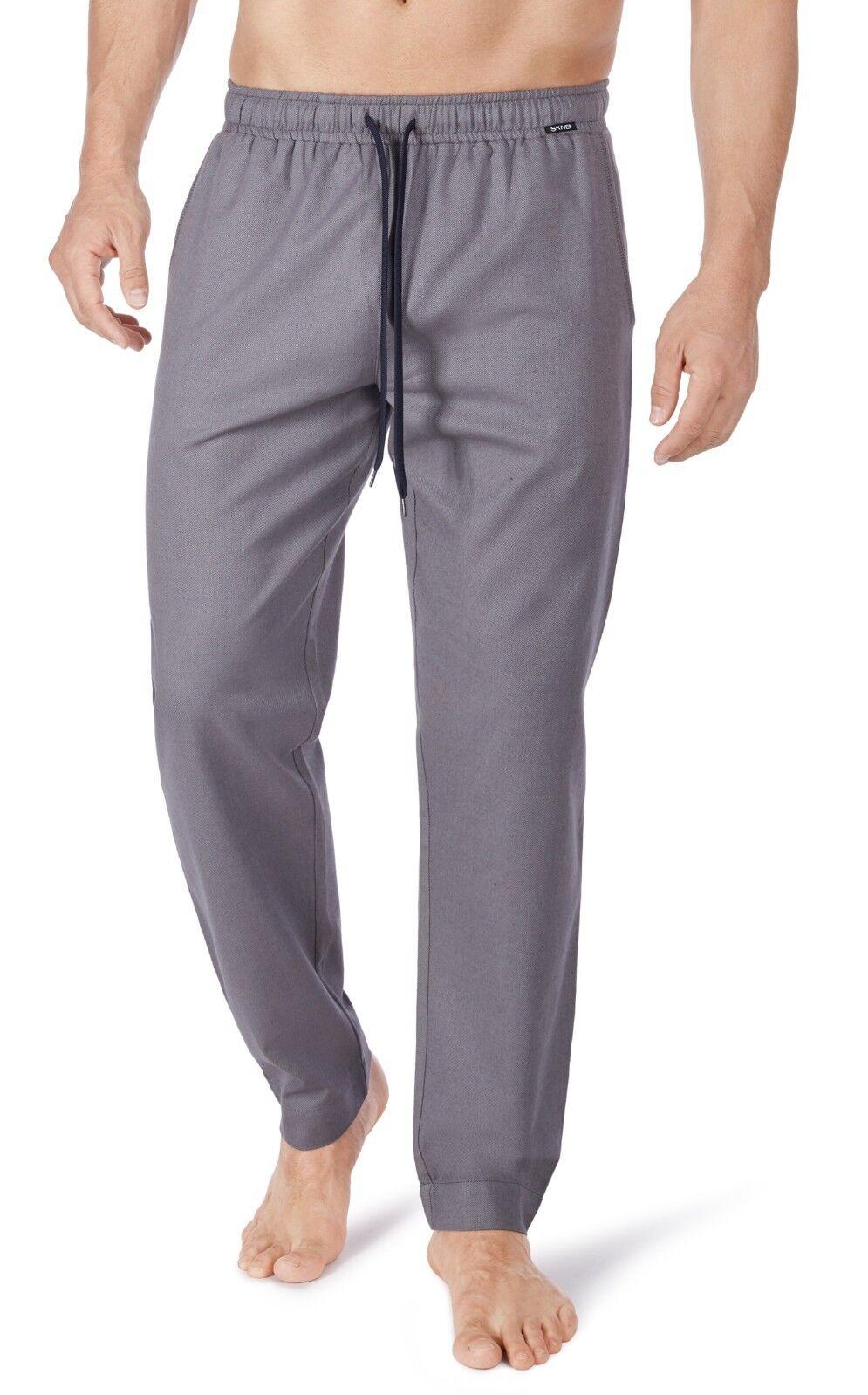 Skiny Herren Loungewear Collection Hose Freizeithose 86717 1687