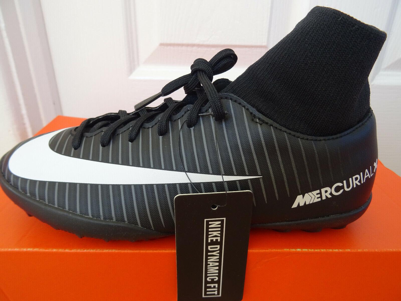 Nike Jr MERCURIALX victoria 6 DF Fútbol botas 903604 002 3.5 EU 36 nos 4Y Nuevo