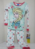Disney Frozen Elsa christmas Pajama Set 2 Piece Size 4t
