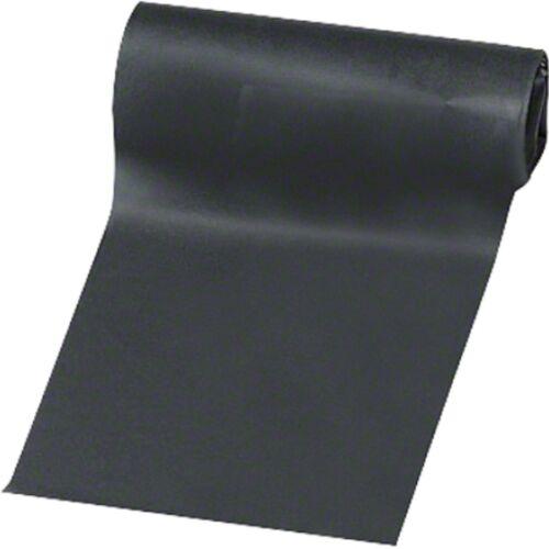 CANDO Übungsband LATEXFREI 1,5m spezial stark schwarz Fitnessband extra NEU