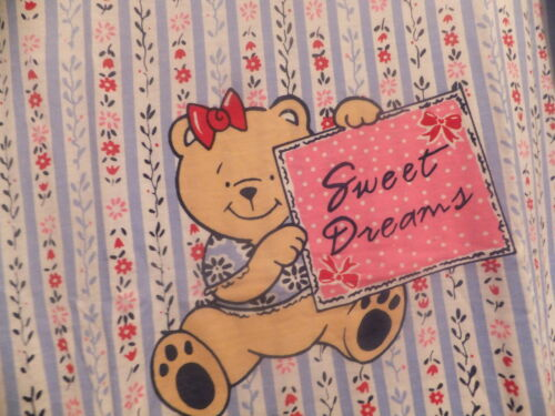 "Jolies Filles Nuit chemises//nuisette /""Hello/"" /&/"" Sweet Dreams /""Âge 2-12 Ans"