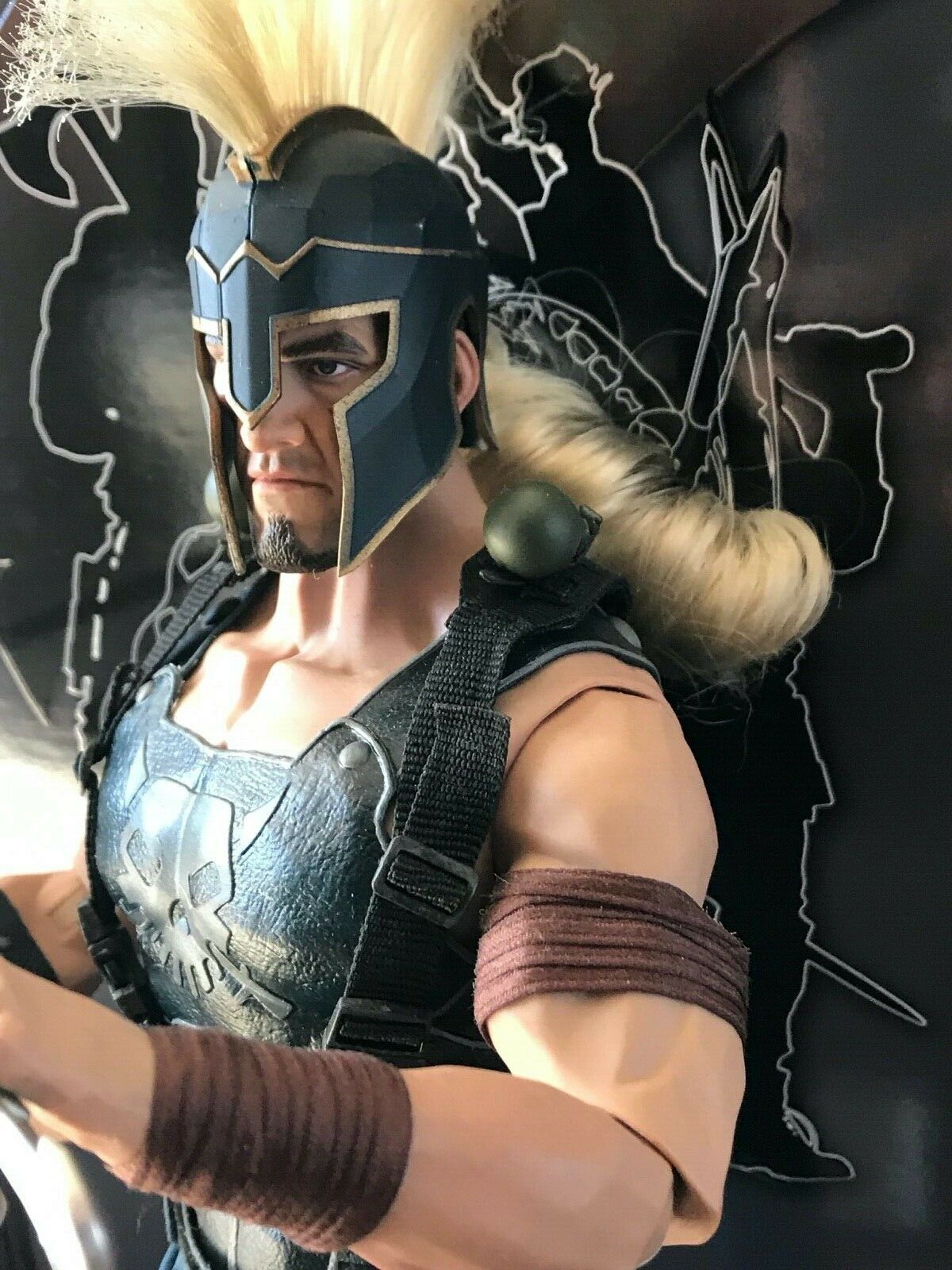 Art figures 1 6 scale ARES GOD OF WAR ACTION FIGURE