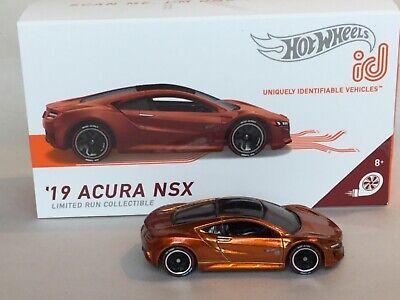 2020 Hot Wheels id Series 2 /'19 Acura NSX HW Turbo 1//64 Scale