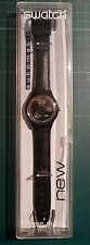 SWATCH AUTOMATIC 1991 BLACK MOTION SAB100 - NUOVO D'EPOCA - VINTAGE