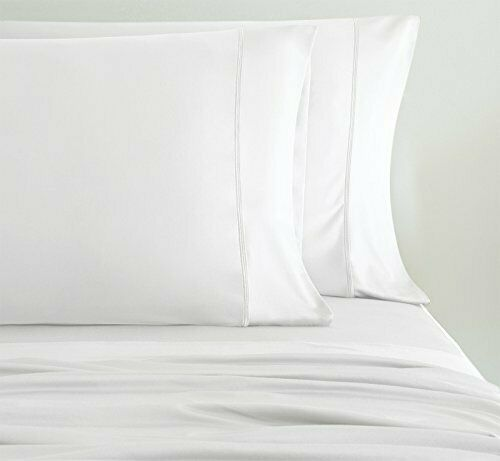 1000 Thread Count King Size White Solid Sheet Set 100% Egyptian Cotton   69.99