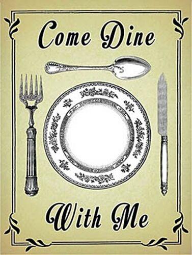 og Come Dine With Me fridge magnet