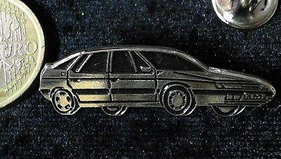 Frank Citroen Pin Badge Auto Xm Edelstahl