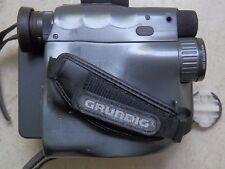cinecamera digitale videocamera GRUNDIG VS C 55 non funzionante pezzi ricambio