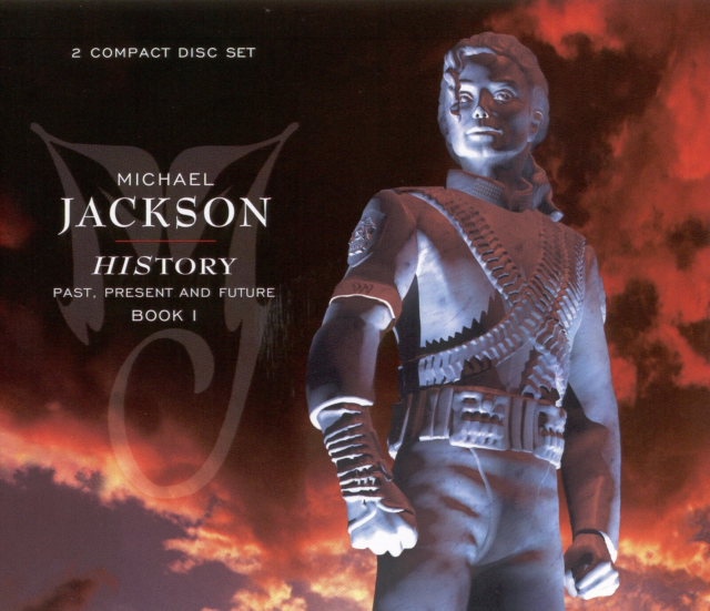 Michael Jackson: History (2CD Box), pop, History - Past…