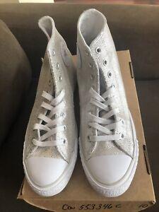 Converse Chuck 553346C Damen Sneaker Stingray Metallic Hi