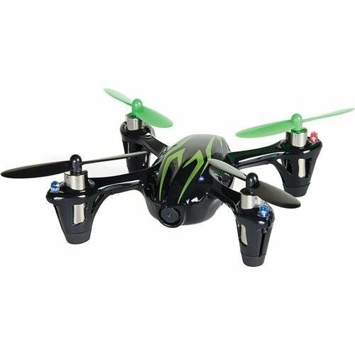 Hubsan X4 H107C 2.4G 4CH RC Quadcopter With Camera RTF - Green