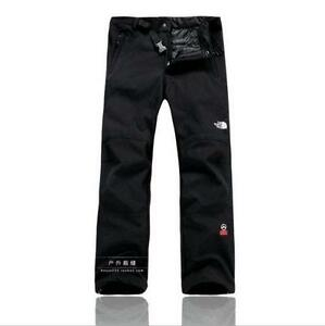 New-Men-Soft-shell-Outdoor-Pants-Waterproof-Breathable-Hiking-Outdoor-Trousers